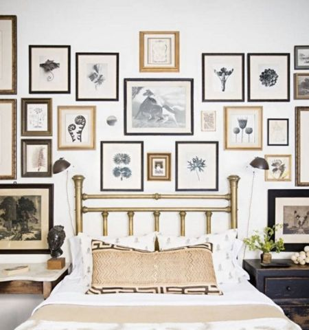 Black And White Gallery Wall 629 best diy picture frames and gallery walls images on pinterest
