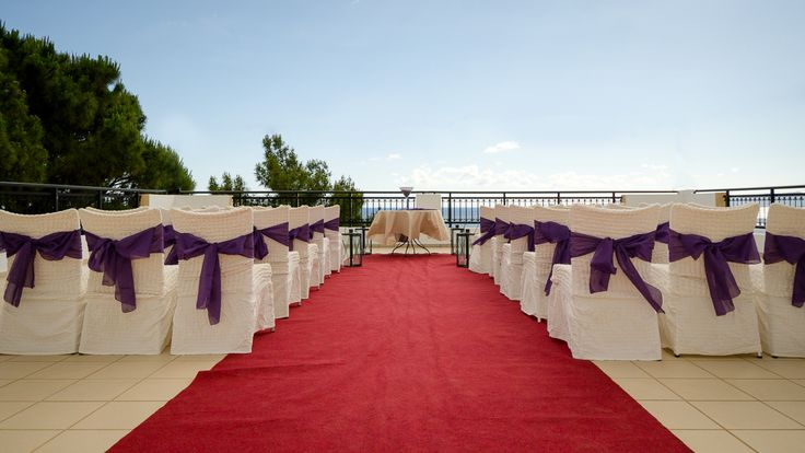 Thea Rooftop Wedding Venue @Matina Pefkos Aparthotel