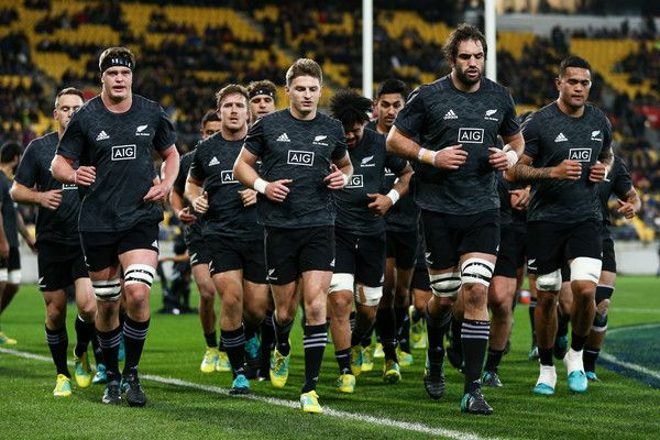 Beauden Barrett Photos Photos New Zealand Vs France Steinlager Series All Blacks All Blacks Rugby We Are The Champions