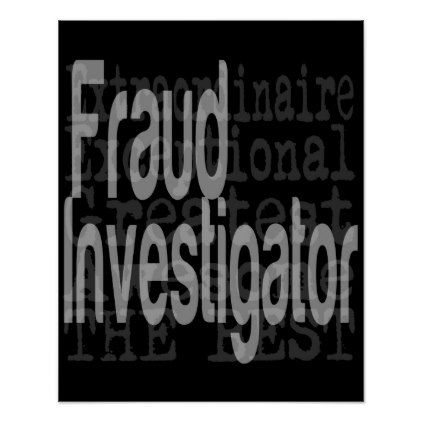 Best 25+ Fraud investigator ideas on Pinterest Bicycle playing - fraud investigation manager sample resume