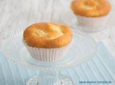 Apfel Muffins | Mamas Rezepte - mit Bild und Kalorienangaben