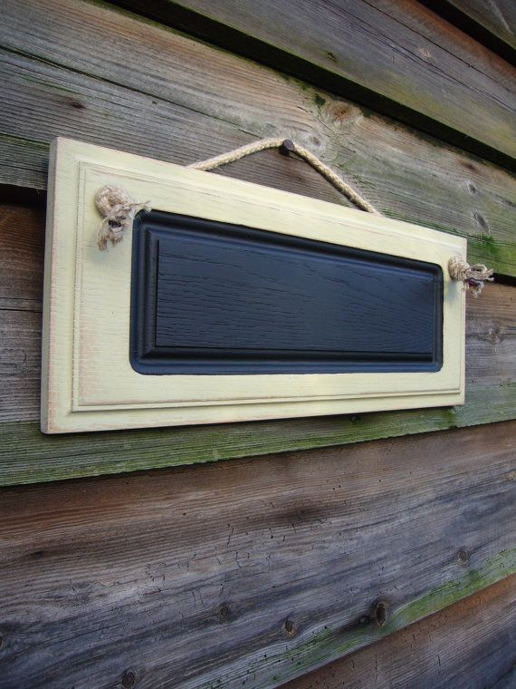 Small Chalkboard Sign - Rustic Wedding - Green Home Decor - Blackboard Sign - Wooden Sign  - Shop UK - Shabby Chic Home - Wedding Signage