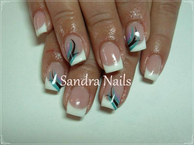 french - Nail Art Gallery by NAILS Magazine