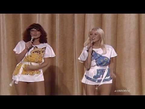 ▶ ABBA : Waterloo - Momarkedet, Norway, 1975 (HQ) - YouTube
