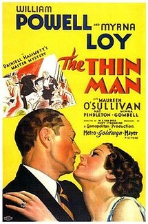 'The Thin Man' and sequels. Hilarious old movies.