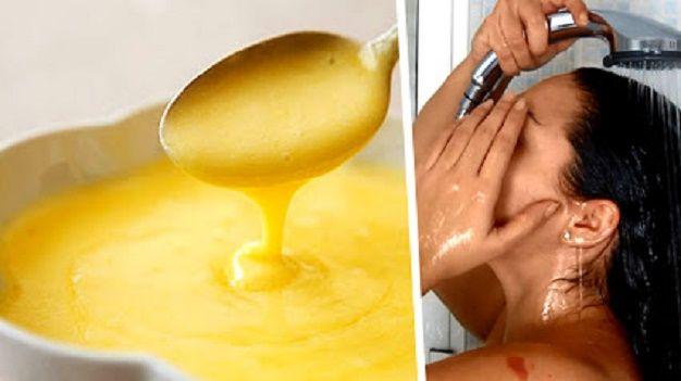 Faça isto antes de lavar o cabelo - você vai se surpreender com o resultado! | Cura pela Natureza