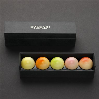 Bulgari chocolates