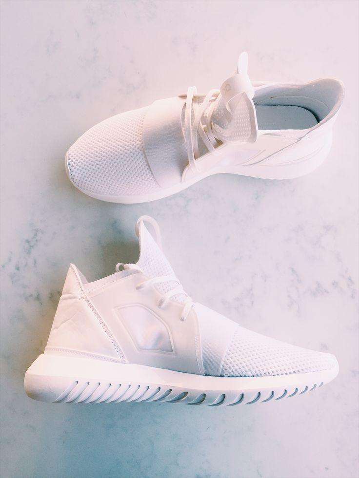 Adidas Tubular Shoes.