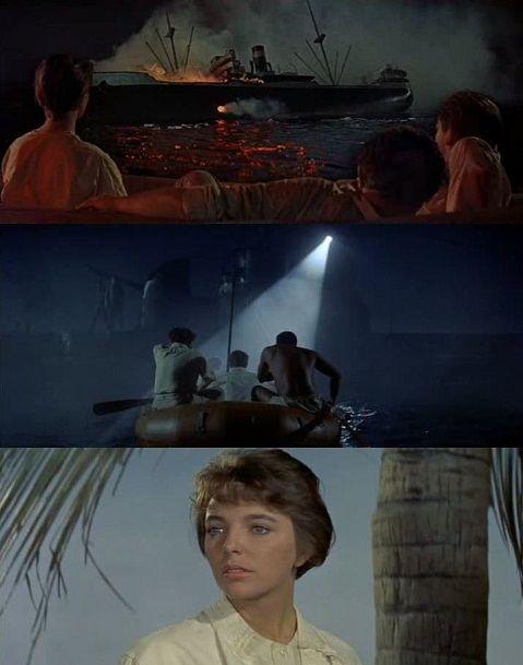 Capturas Sea Wife (1957)