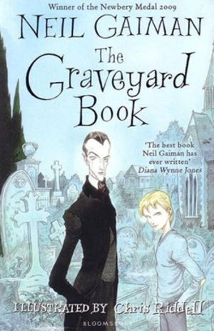 Check out my blog at... http://southwelllibrary.blogspot.co.nz/2014/07/the-graveyard-book-by-neil-gaiman.html  Gaiman's THE GRAVEYARD BOOK Rises With Ron Howard At The Helm? | Twitch