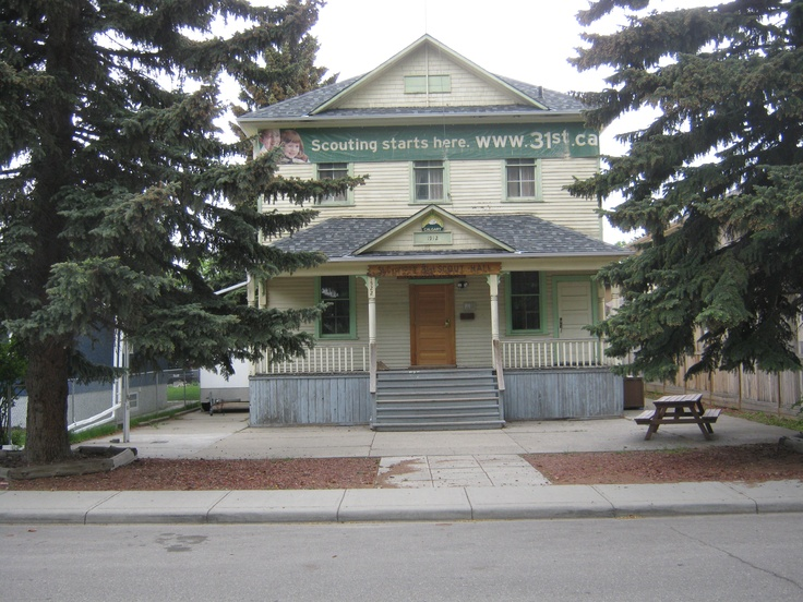 Calgary's 31st has been operating continuously since 1952. 2012 marked the Group's 60th Anniversary and the 100th Anniversary of its' Scout Hall building, first opened in 1912 as the Capitol Hill Cottage School. It's been leased by the 31st from the City since 1961.
