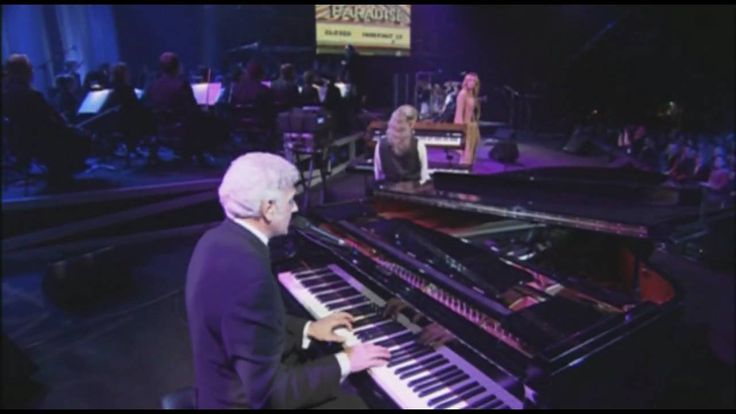 Lady - (Styx) Dennis Deyoung - HD.  with full orchestra