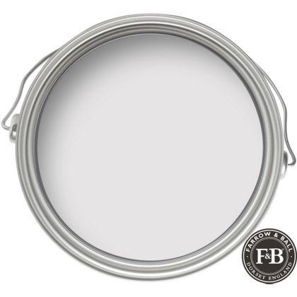 Farrow & Ball Estate No.2011 Blackened - Emulsion Paint - 2.5L