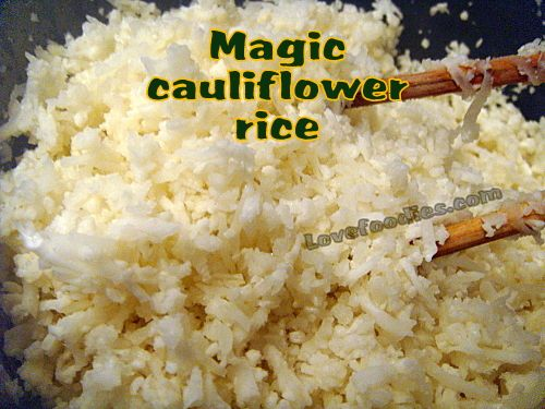 how to make cauliflower rice taste good