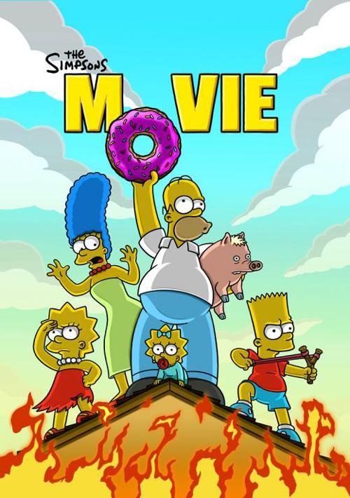 The Simpsons Movie (2007) || Los Simpson: la película