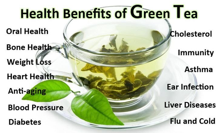 Know the 13 proven health benefits of green tea that makes you healthier and happier!