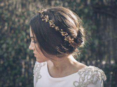 Entdecken Sie die Frisuren Trends 2016 für Bräute: Von lang bis kurz, alles ist dabei!