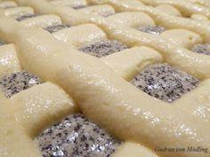Mohn-Topfen (Quark) Kuchen