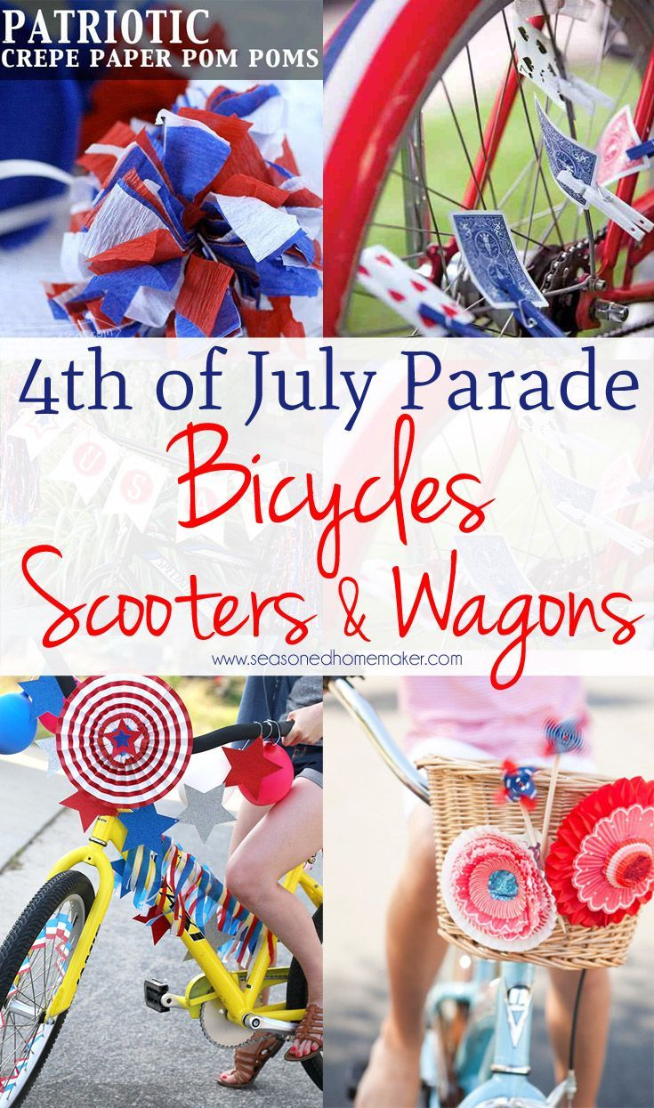 fourth of july parade pictures