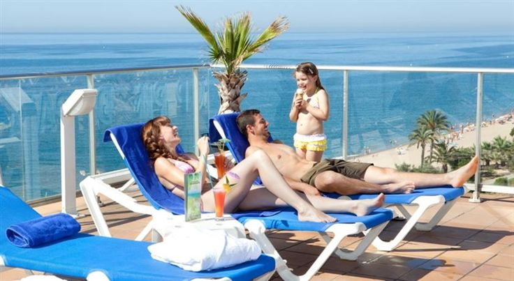 Hotel H Top Pineda Palace, Pineda de Mar, #CostaBrava
