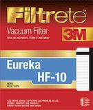 3M - Filtrete HF-10 HEPA Filter for Select Eureka Upright Vacuums, 67810A