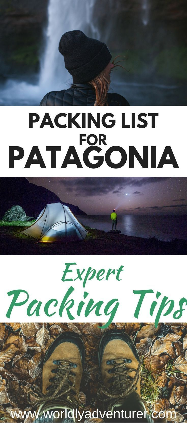 What essentials must you pack for a backpacking trip to Patagonia? I've got all the answers with my Patagonia packing list, ideal for those looking for an adventure in the southernmost part of Chile and Argentina.