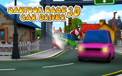 Get Now one of the best #Cartoon #Car #Racing #Game!