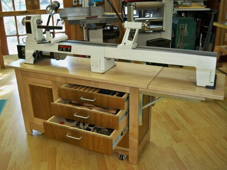 23 best Lathe Stands & Cabinets images on Pinterest | Cabinets ...