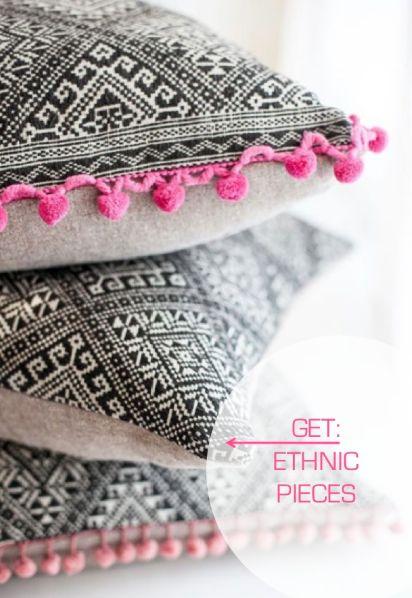Ethnic // Decor // Home