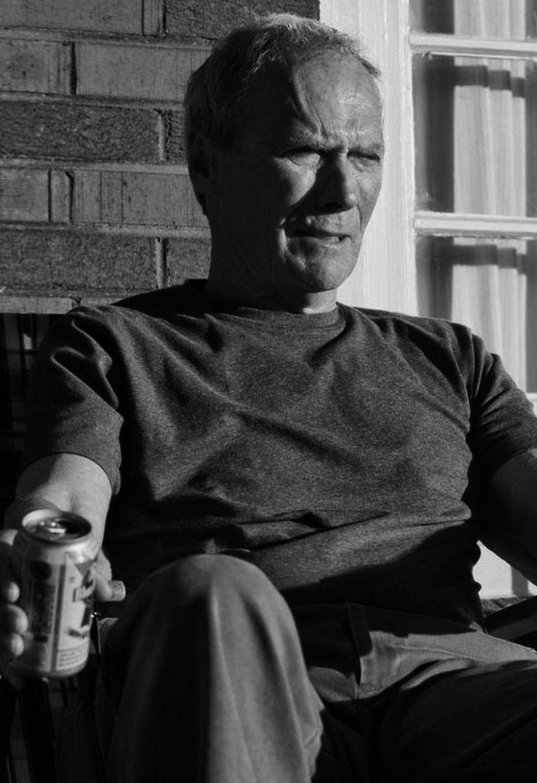"Clint Eastwood en""Gran Torino"", 2008"