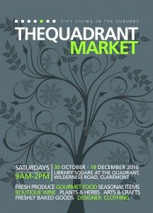 New Market: Quadrant Market in Claremont | Markets & Green Living in Cape Town.