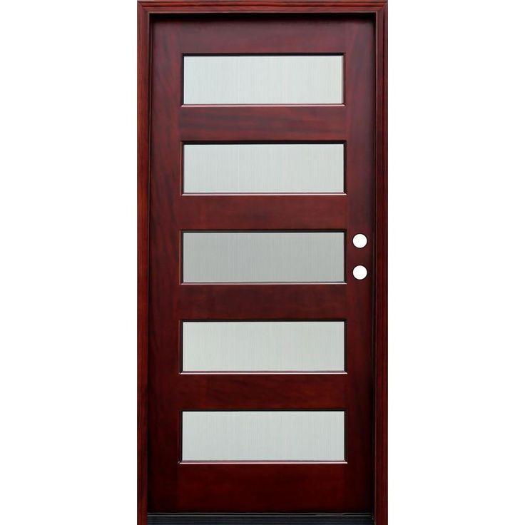 Mejores 46 im genes de puertas en pinterest puertas for Precio de puertas home depot