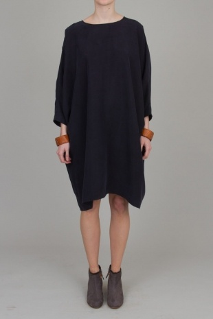 Folk Womens - Bracelet Dress - Midnite | Womens New Arrivals