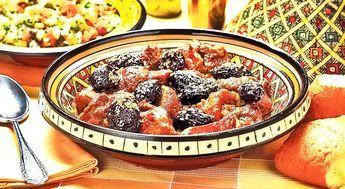 Rețetele bunicii: Mâncare de prune uscate