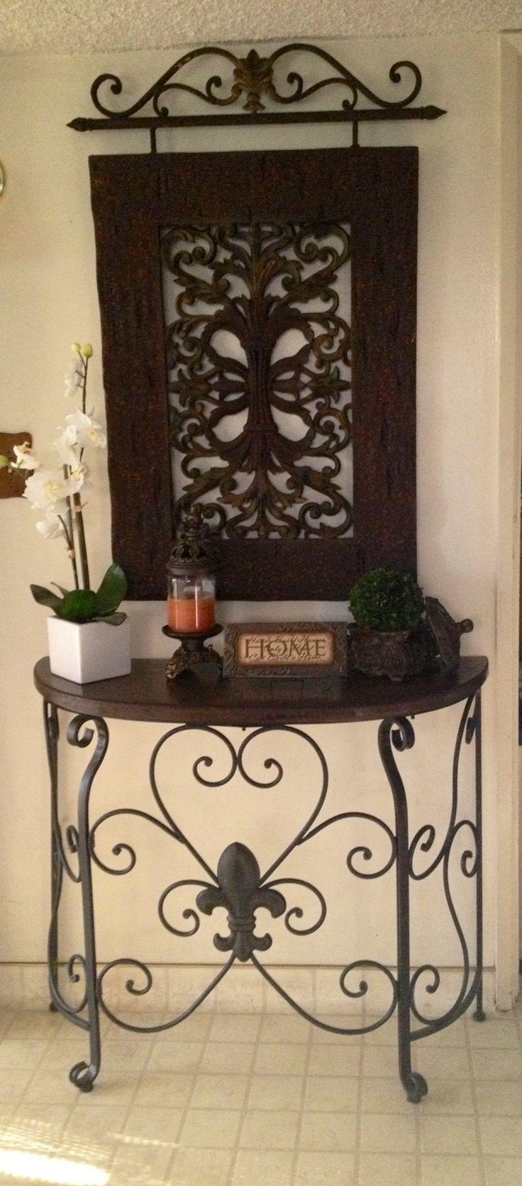 Tuscan decor and ideas