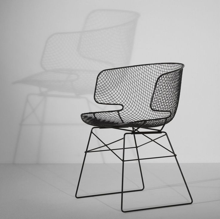 Arkys Chair Designed By Jean Marie Massaud. In Small Spaces, This Chair  Visually Doesnu0027t Consume Space While Provides The Perfect Proportions And  Curves For ...