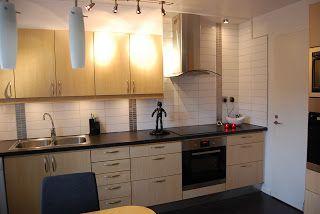 Camillas livsstil: kök före och efter renovering