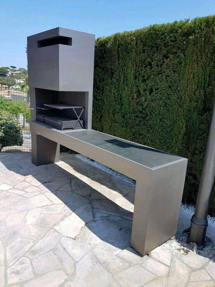 Wonderful Outdoor Kitchen Ideas Near Me For Your Landscaping Design Fur Aussenkuche Im Freien Hinterhof Kuche