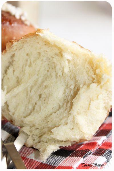 Brioche très légère au fromage blanc