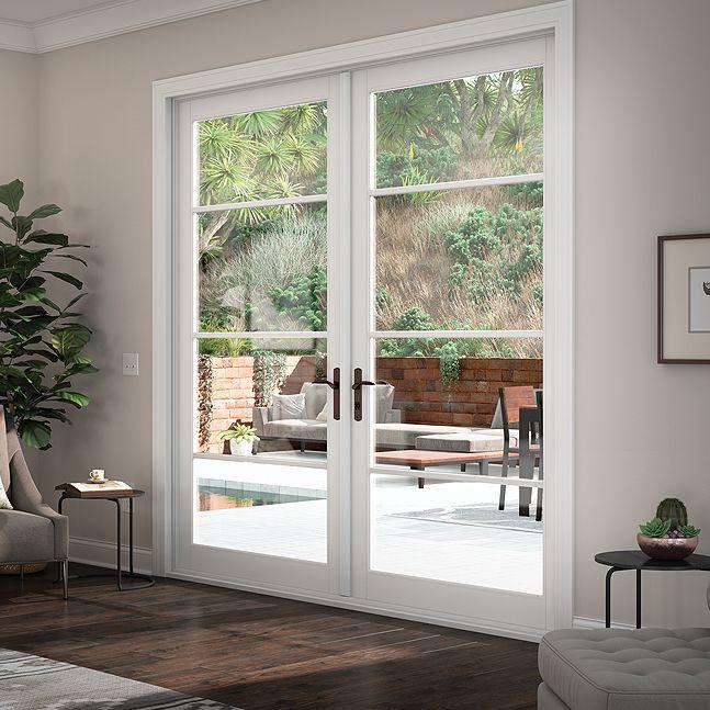 Tuscany Series Sliding Patio Doors Milgard Windows Doors In 2020 Modern Patio Doors Glass Doors Patio French Doors Patio