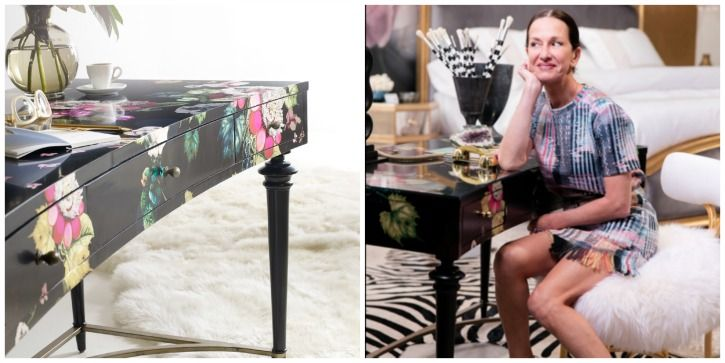 1000 Images About Cynthia Rowley For Hooker Furniture On