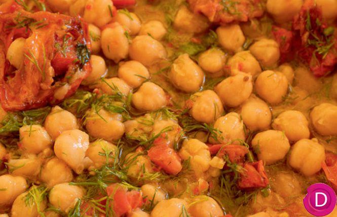 Ρεβιθάδα φούρνου | Dina Nikolaou