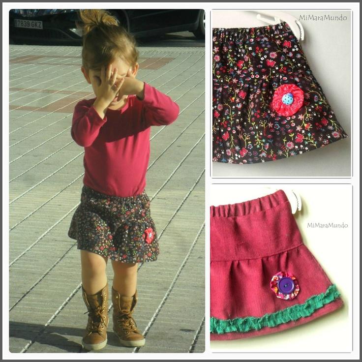 Tutorial: La falda de la mona...