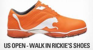 Rickie Fowler Puma Golf Shoes Self Lacing