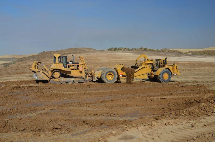 Washington EarthMoving - Call 1 888 260 7525 - Copenhaver Construction Inc