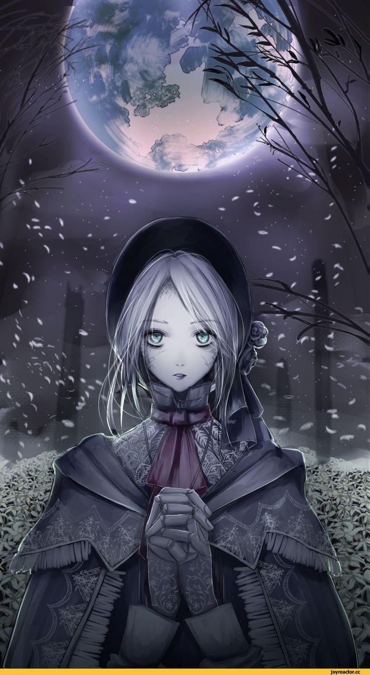 A World of Dust and Souls 58a18351be9e47026d71ea112dc1efcc--bloodborne-art-doll-games
