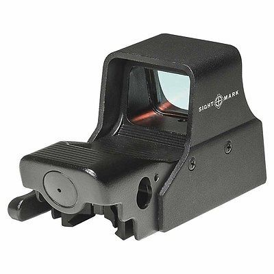 ﹩249.00. Sightmark Ultra Shot Mil-Spec LQD Reflex Sight Red Dot Scope (SM26009)    Type - Bolt Action / Single Shot Rifles, Reticle Color - Red, Warranty - Limited Life Time, Use - Hunting, Target, Competition, UPC - 812495020711