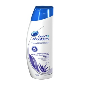 Head and Shoulders Shampoo Sensitive Scalp Care 420ml,