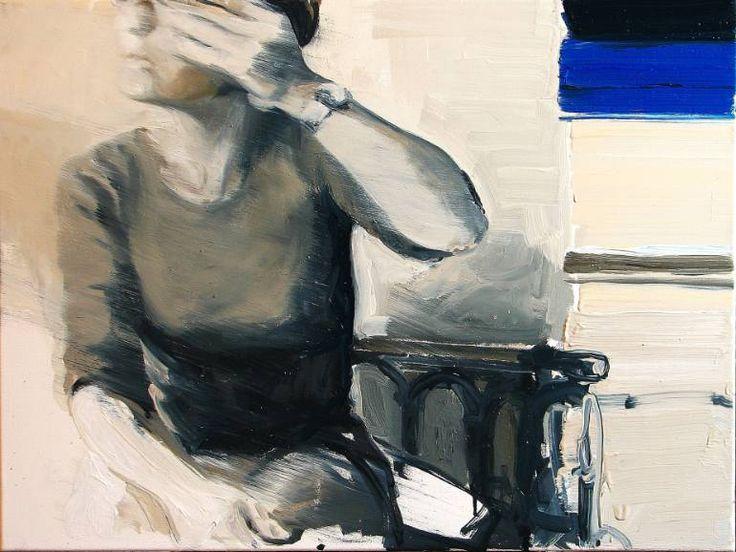 """Saatchi Art Artist Robert Bubel; Painting, """"'Two Worlds'"""" #art"""