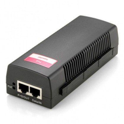 PoE инжектор ATIS PoE IN PoE IN Инжектор PoE он имеет вход, выход и кабель питания 220в с вилкой на конце.На вход (LAN) подключается кабель от вашего коммутатора или компьютера, в зависимости от того,куда приходит сигнал, к выходу (PoE) подключается сама IP камера, которая и питается от инжектора.  1 470.80 р. http://магазин.слаботочка-спб.рф/index.php?route=product/product&product_id=657